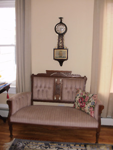 Antique Love Seat for sale