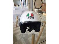 Ladies classic AGV helmet