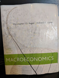 Macroeconomics ragan buy or sell books in ontario kijiji classifieds macroeconomics twelfth canadian edition fandeluxe Gallery