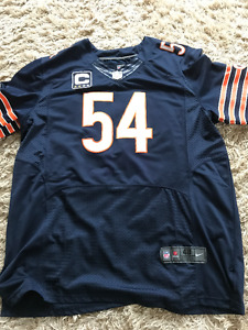 BRIAN URLACHER CHICAGO BEARS JERSEY NEW WITH TAGS