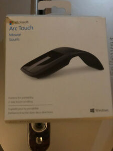 Computer Microsoft Arc Touch Mouse (Brand New)