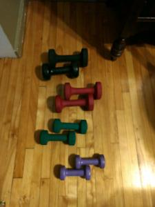 Weights( 1left)