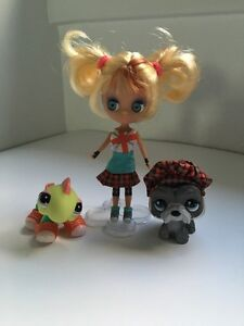 Lps Blythe doll and pets