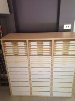 Craft Storage Unit - Scrapbooking Cranebrook Penrith Area Preview