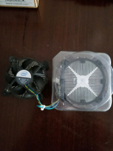 Spare Intel Coolers