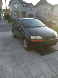 2005 Pontiac Wave, Chevrolet Aveo, Suzuki Swift