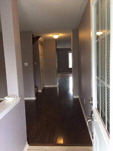 Detached 3 bedroom house for rent in North Oshawa $1900