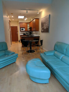 Penthouse 1 bedroom plus Den in Kerrisdale