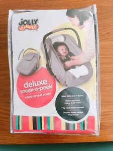 Brand new infant carseat cover