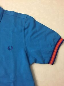 Designer Fred Perry polo shirt authentic! NWT Cambridge Kitchener Area image 2