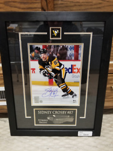 Sidney Crosby Autographed Picture