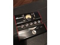 Ashdown Bass Overdrive Effects pedal