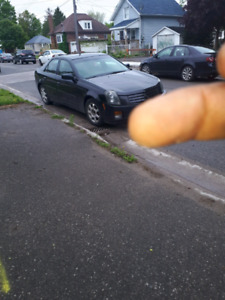 2003 Cadillac cts.   1200 firm as is..