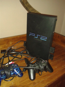 PS2 system with