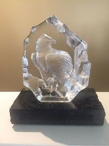 Mats Jonasson Crystal Sculptures - Many Choices West Island Greater Montréal image 5