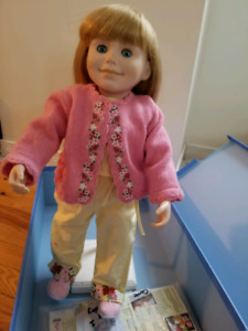 Maplelea Brianne doll and accessories
