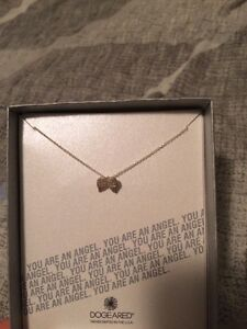 Women Dogeared Angel necklace brand new