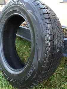 pneus d'hiver à vendre Saguenay Saguenay-Lac-Saint-Jean image 1