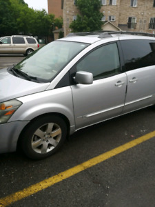 Nissan quest perfect for someone who is good at workimg on Cars