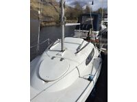 Manta 19 Trailer Sailer, Complete With Road Trailer
