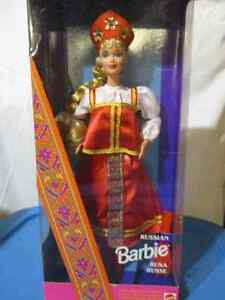 Russian Barbie Dolls of the World Cambridge Kitchener Area image 1
