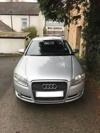 Audi A4 2.0 tdi 6 speed low miles full history high spec px car/motorcycle up or down