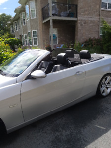 2008 Hard Top Convertible BMW 335I