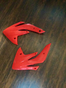 Honda CRF 150  New side panels