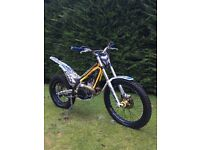 Sherco 300cc 2013 Trials Bike