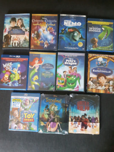 Disney movies for sale.  Rare had to get titles