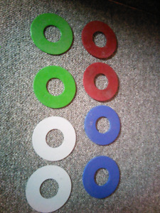 """Barbell 2"""" Olympic Micro Plates"""