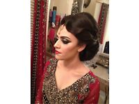 Hair & makeup artist, Bridal, Party, Special occasion, Asian,English,