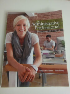 the administrative professional procedures and skills 3rd edition pdf