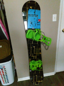 Great condition Ride snowboard for sale!