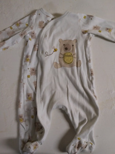 Baby clothes new born to 18 months