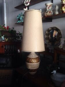 Vintage Lamp....4ft tall