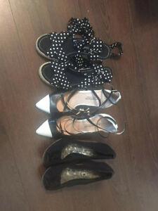 Stiletto Shoes and High Heels
