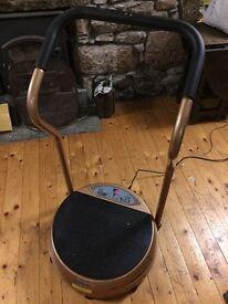 Powerplate/vibration plate
