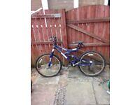 Bike, push bike, 3 bikes for only £60