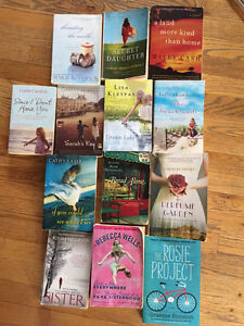 Misc. New York Times Best Selling Books Asking $3 each