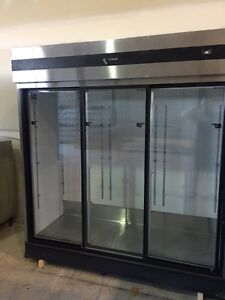 GENTLY USED COMMERCIAL FREEZERS & COOLERS!!