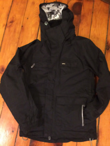 Ripzone Anthology Snowboard Winter Jacket S- (Manteau d'hiver)