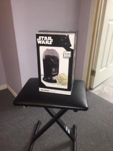 Darth Vader Hot-Air Popcorn Maker