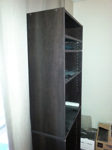 Ikea configurable bookcase / shelf