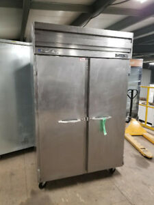 Beverage Air / Traulsen Stainless Steel Coolers and Freezers