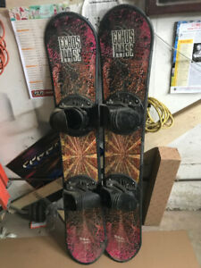 Echos 144 se 2 Snowboard for sale for $120