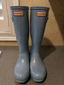 Size 4/5 Youth Hunter Boots