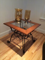 Reduced!!!Side/accent table