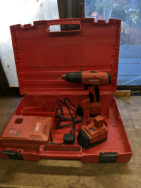 Hilti 12v drill/driver sf121-a