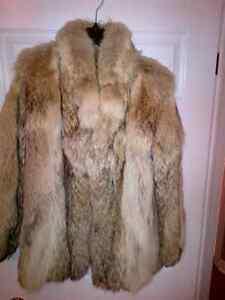 For Sale:  Genuine Fur Coat